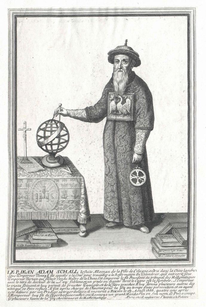Schall von Bell, Johann Adam