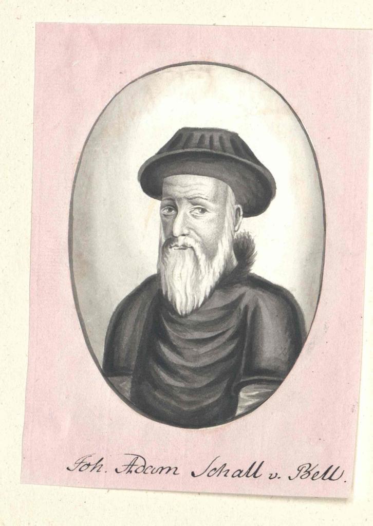 Schall von Bell, Johann Adam  (1591-1666)