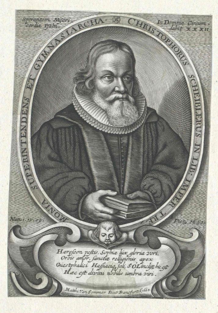 Scheibler, Christoph