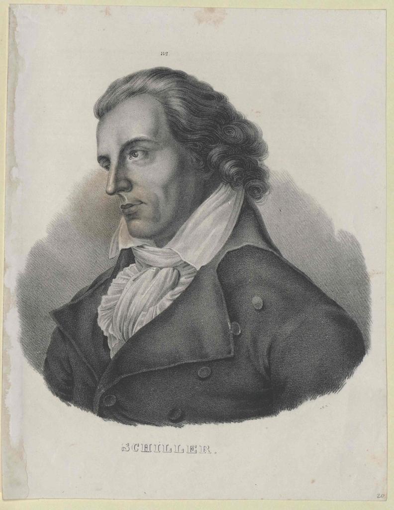 Schiller, Friedrich von