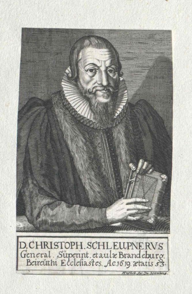 Schleupner, Christoph