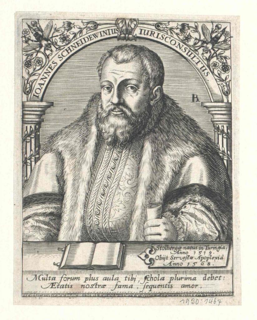 Schneidewin, Johannes