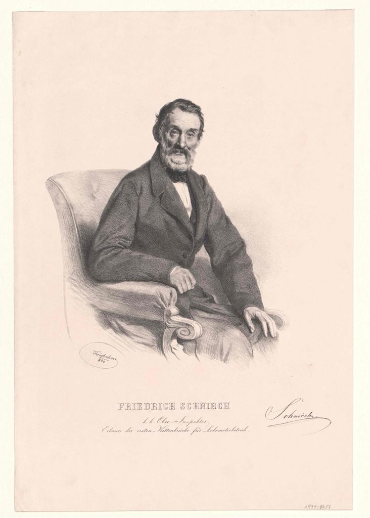 Schnirch, Friedrich (1791-1868)