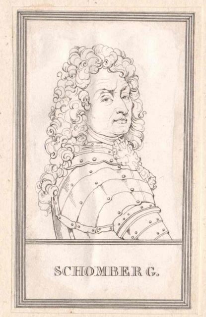 Schomberg, 1. Duke of Schomberg, Frederick Armand Count of