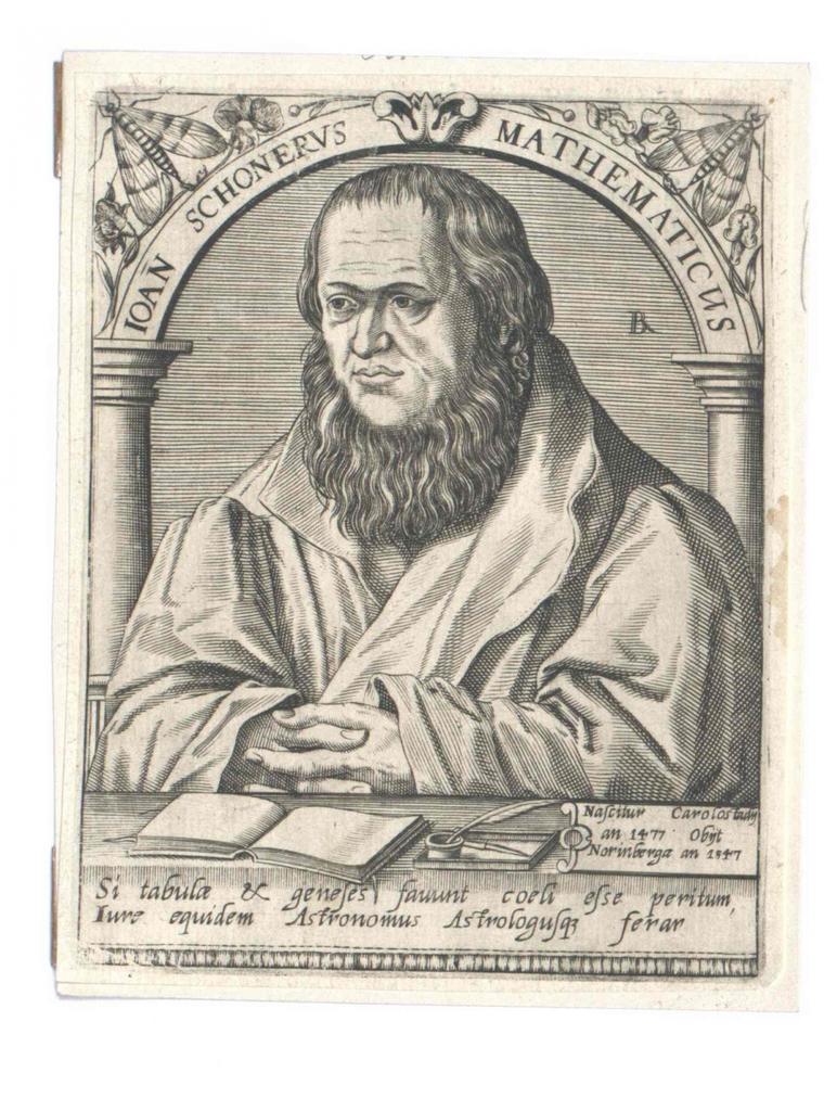 Schöner, Johann