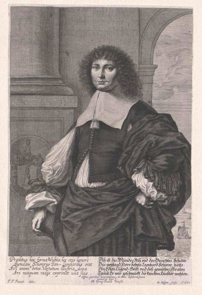 Schorer, Johann Leonhard
