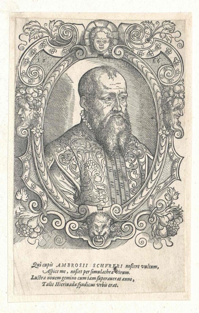 Schurer, Ambrosius