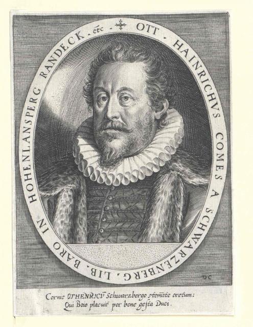 Schwarzenberg, Otto Heinrich Graf von