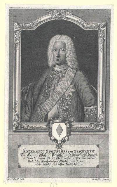 Schwerin, Friedrich Bogislav von