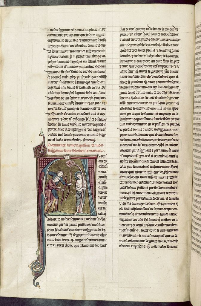 Sebastian from BL Royal 20 D VI, f. 48v