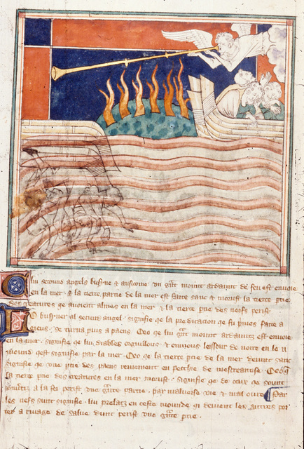Second vision from BL Royal 19 B XV, f. 14v