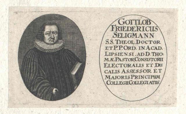 Seligmann, Gottlob Friedrich