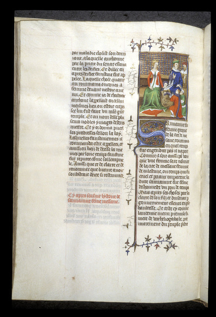 'Semiamira' (Julia Soaemias) from BL Royal 20 C V, f. 150v