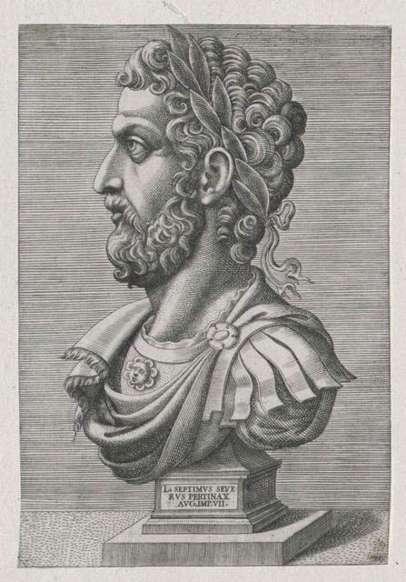 Septimius Severus, römischer Kaiser