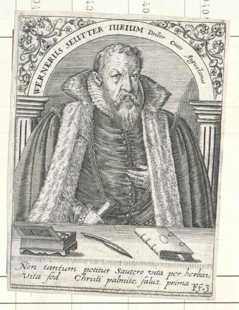 Seutter von Lötzen, Werner