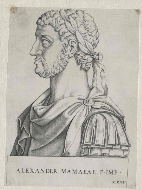 Severus Alexander, römischer Kaiser