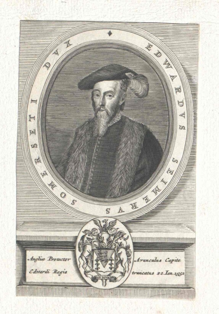 Seymour, 1. Earl of Hertford, 1. Duke of Somerset, Edward