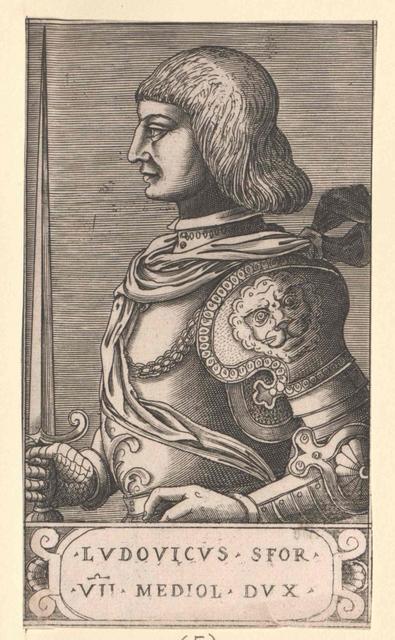 Sforza, Lodovico