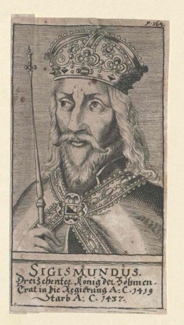 Sigismund I., Kaiser