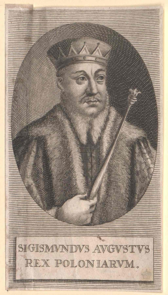 Sigismund II. August, König von Polen