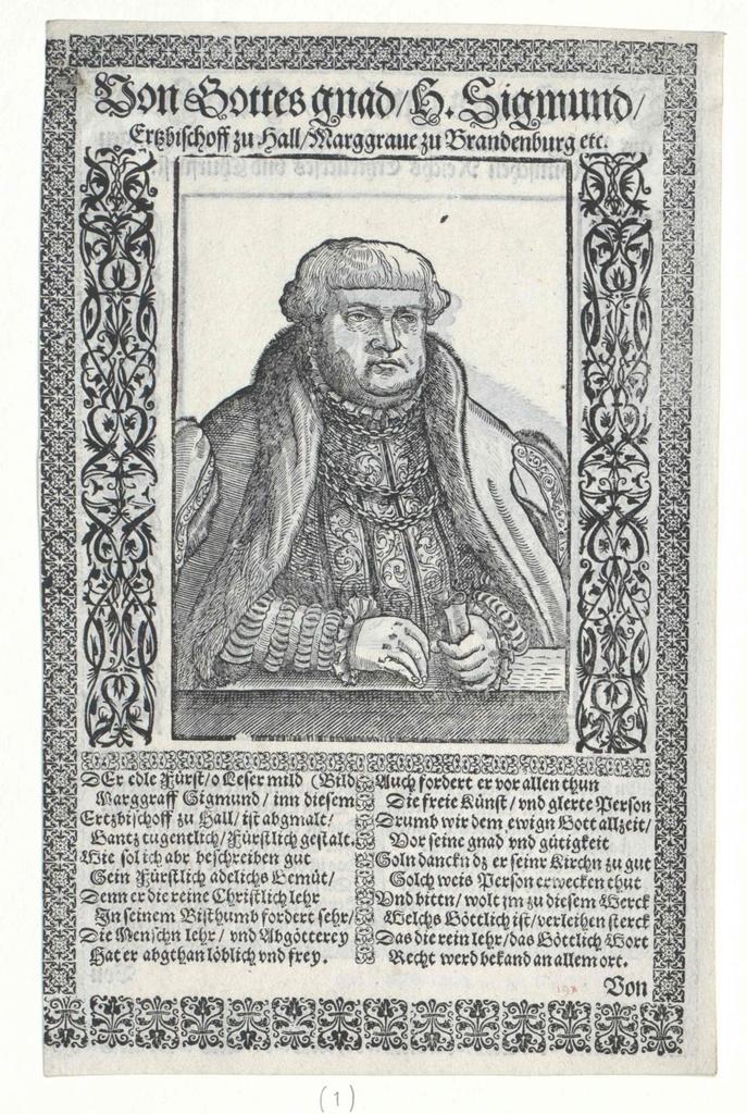 Sigismund, Markgraf von Brandenburg