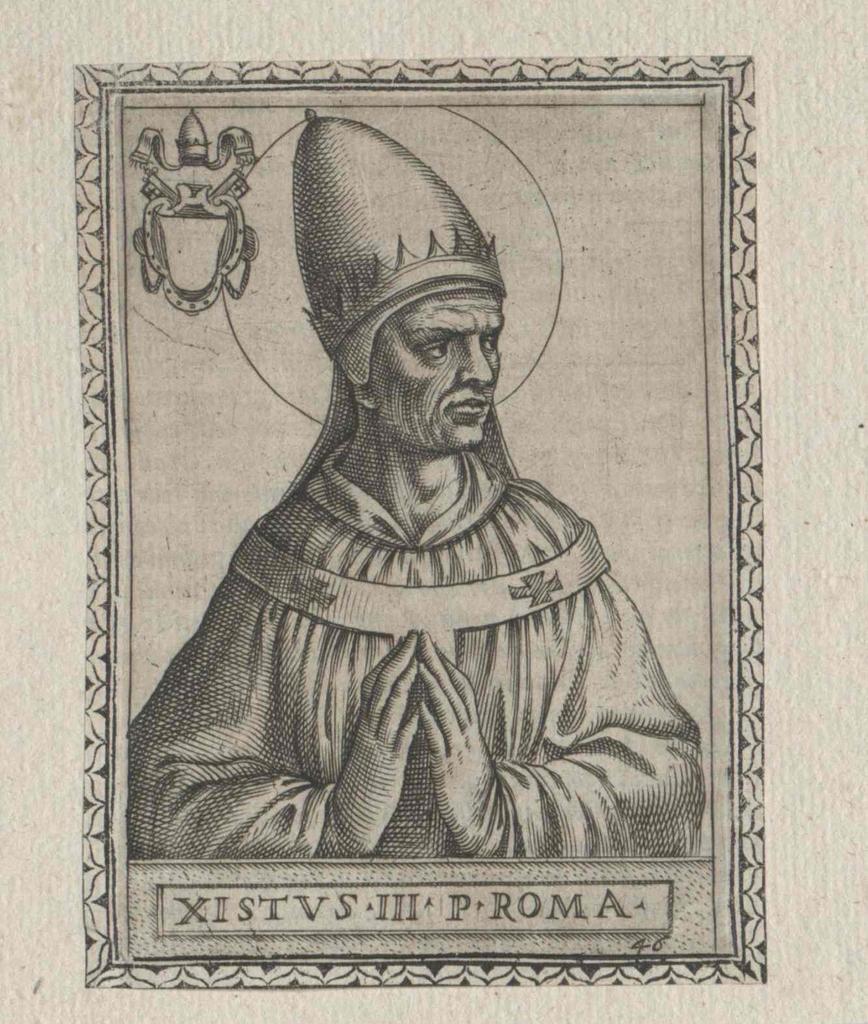 Sixtus III., papa