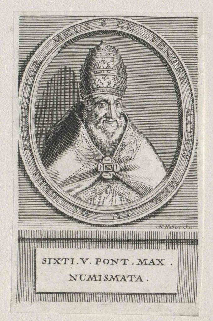 Sixtus V., papa