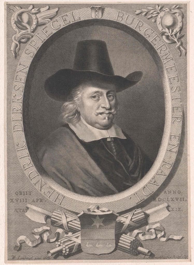 Spiegel, Hendrik Dirkszoon