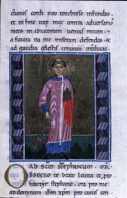 Stephen from BL Eg 1139, f. 208