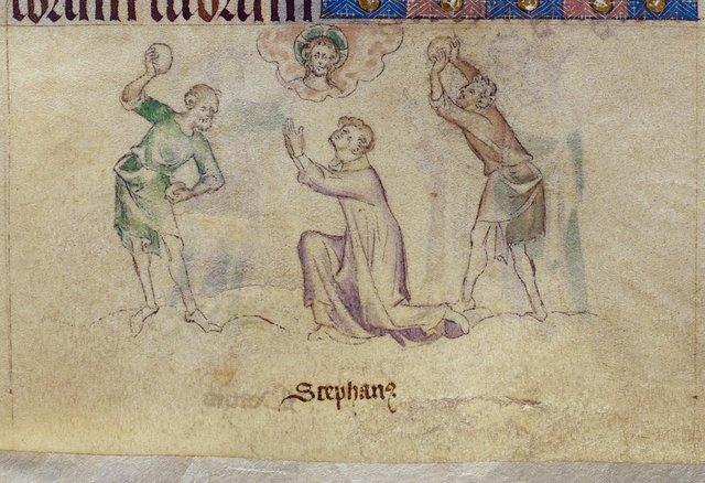 Stephen from BL Royal 2 B VII, f. 234
