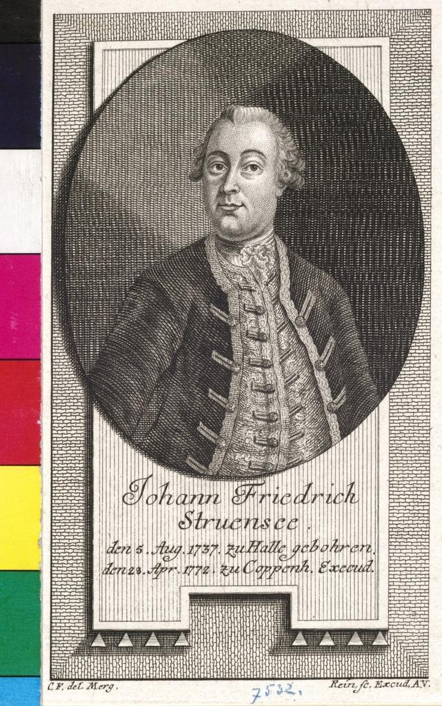 Struensee, Johann Friedrich Graf von