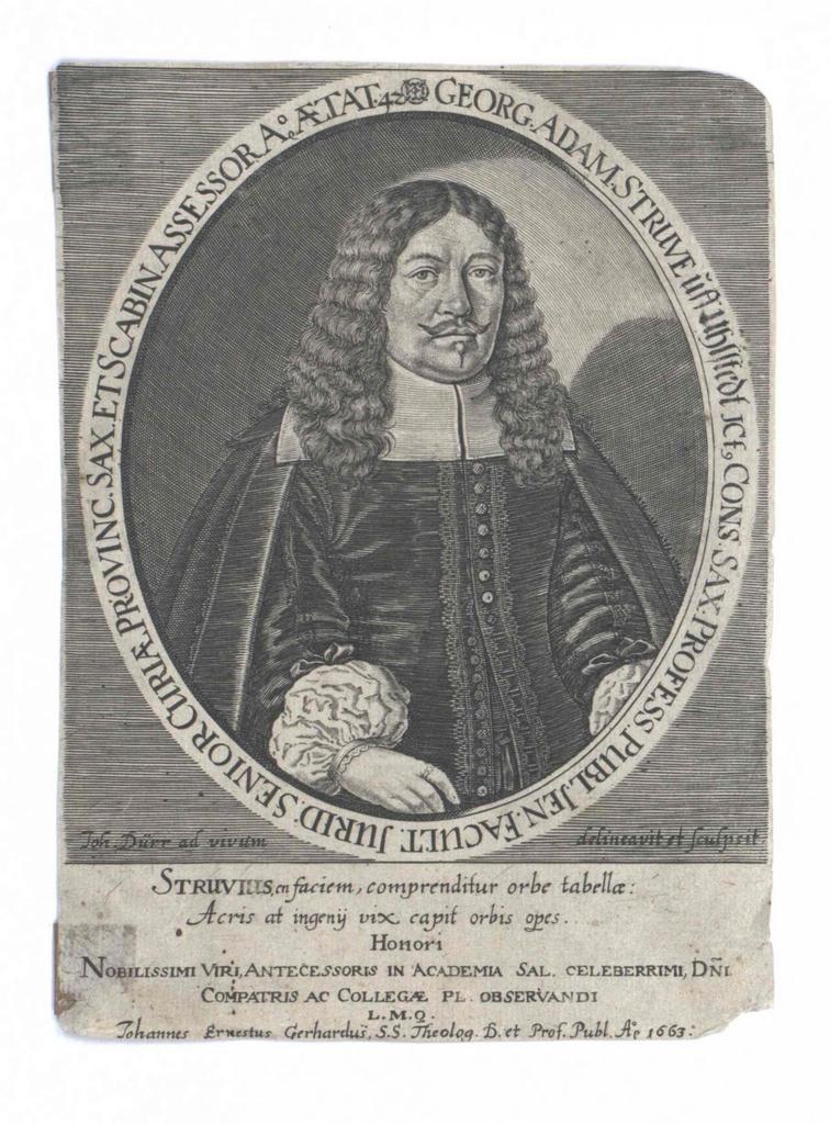Struve, Georg Adam