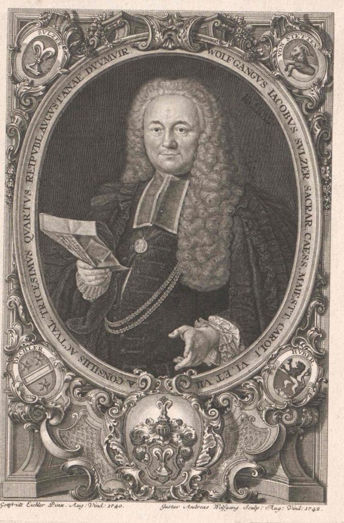 Sulzer, Wolfgang Jakob