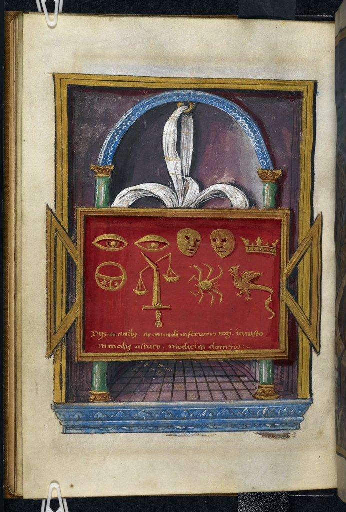 Symbols from BL Royal 12 C III, f. 21v