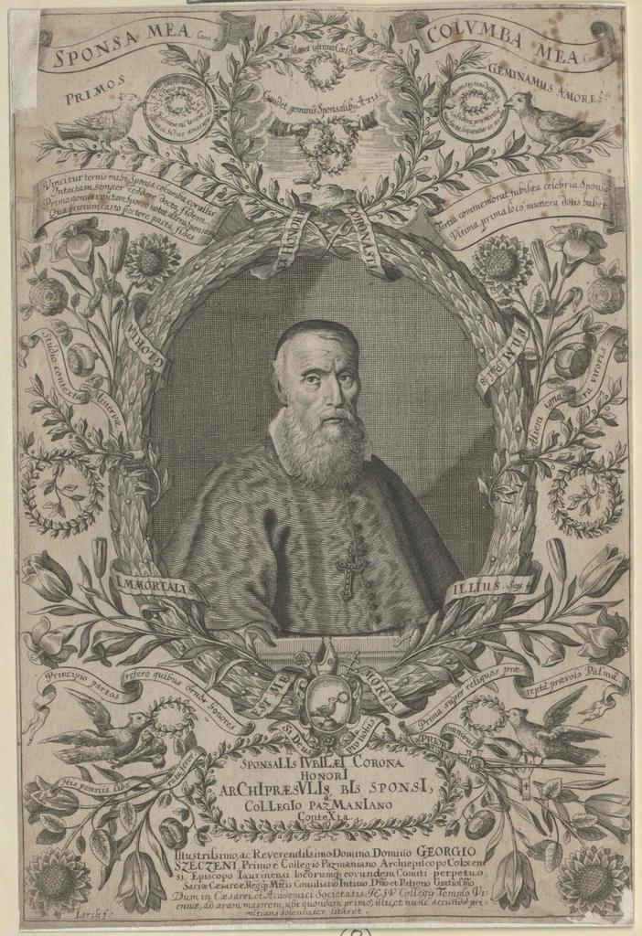Széchenyi-Sárvár und Felsö-Vidék, Georg Graf