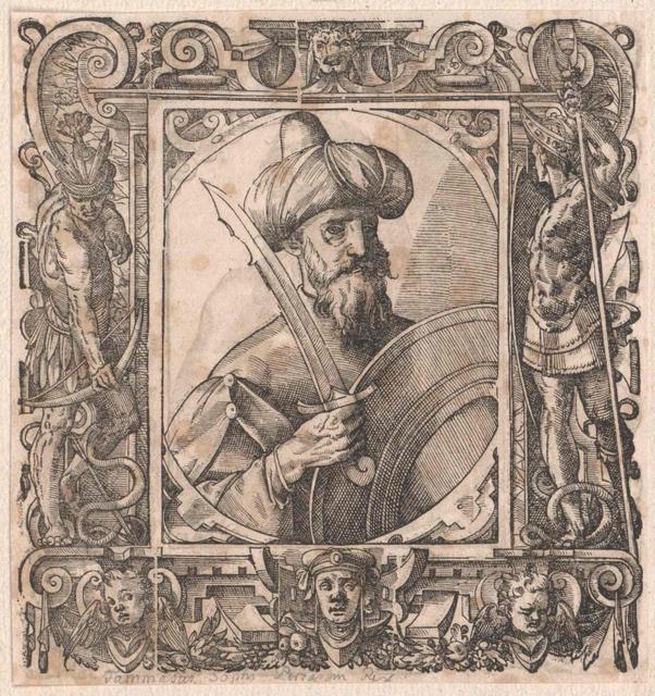 Tahmasp I., Schah von Persien