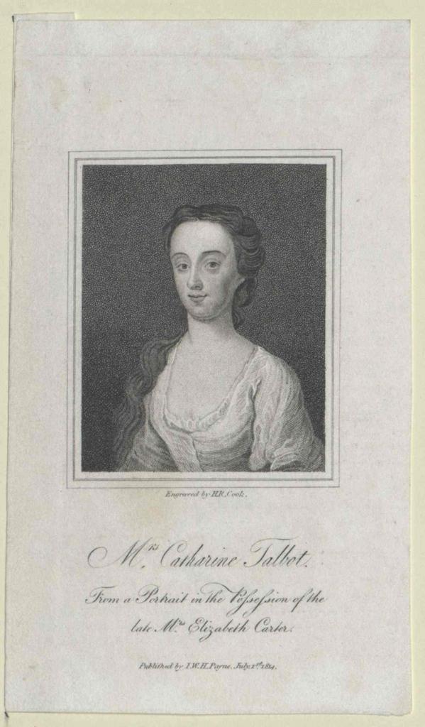 Talbot, Catherine