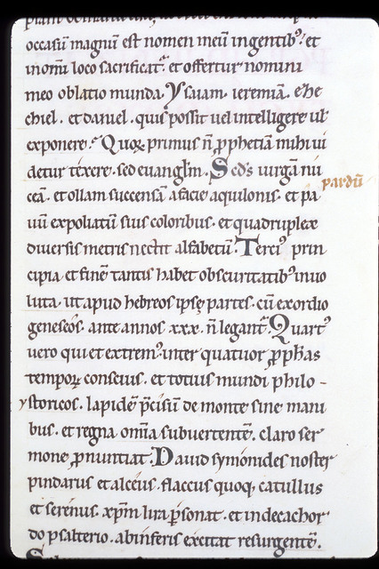 Text from BL Harley 2803, f. 4