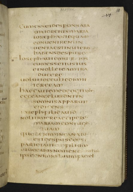 Text page from BL Harley 1775, f. 18