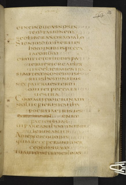 Text page from BL Harley 1775, f. 34