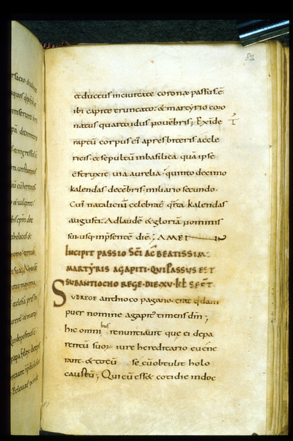 Text page from BL Harley 3020, f. 82