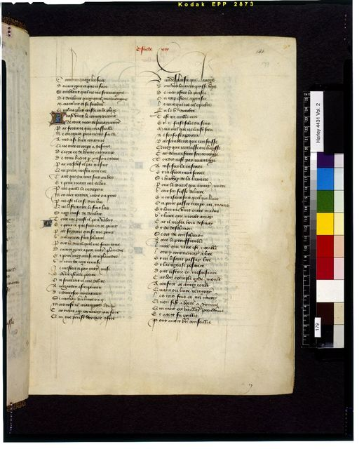 Text page from BL Harley 4431, f. 179