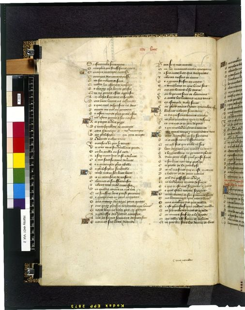 Text page from BL Harley 4431, f. 209v