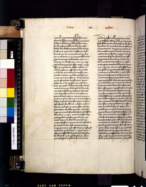 Text page from BL Harley 4431, f. 239v
