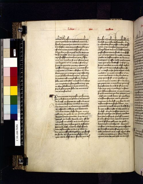 Text page from BL Harley 4431, f. 243v