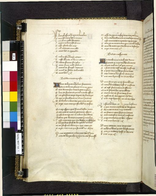 Text page from BL Harley 4431, f. 24v