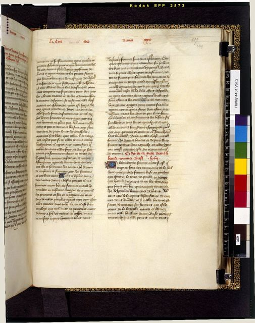 Text page from BL Harley 4431, f. 359