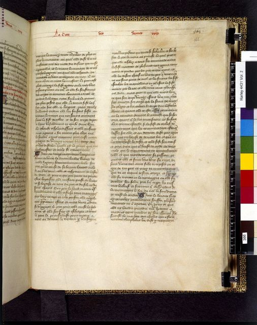 Text page from BL Harley 4431, f. 366