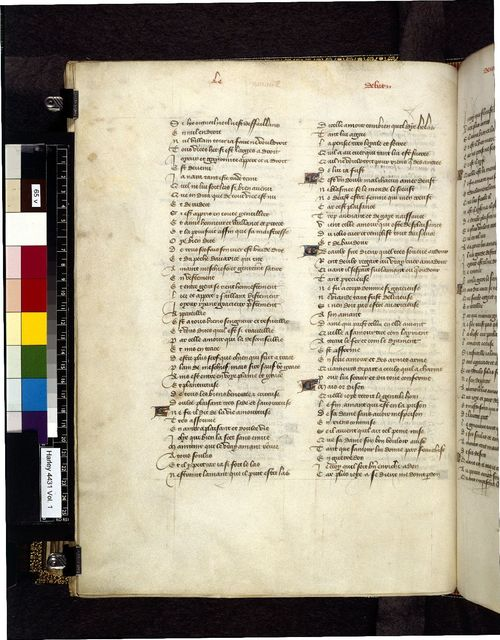 Text page from BL Harley 4431, f. 65v