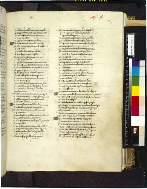 Text page from BL Harley 4431, f. 83